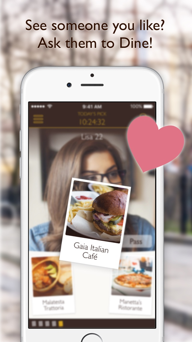 Dine dating app android